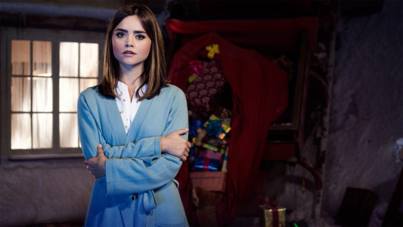 Jenna Coleman Reads Pressures, Residential by Philip Hensher for UNICEF