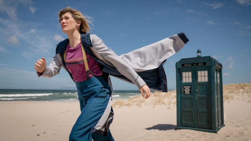 Can You Hear Me?: The Mixed Messages of The Thirteenth Doctor Era