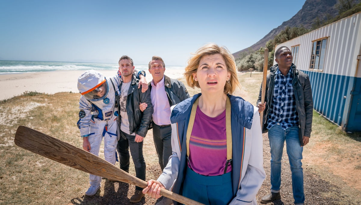 Reviewed: Doctor Who – Praxeus