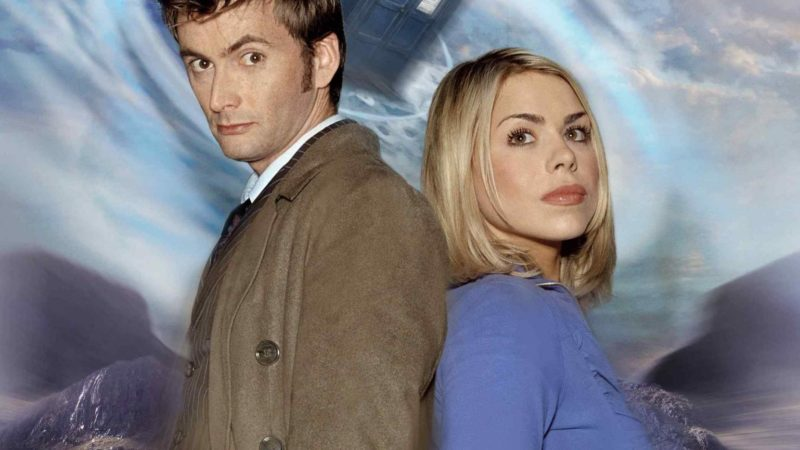 David Tennant's Podcast Returns – With Neil Gaiman and Billie Piper!