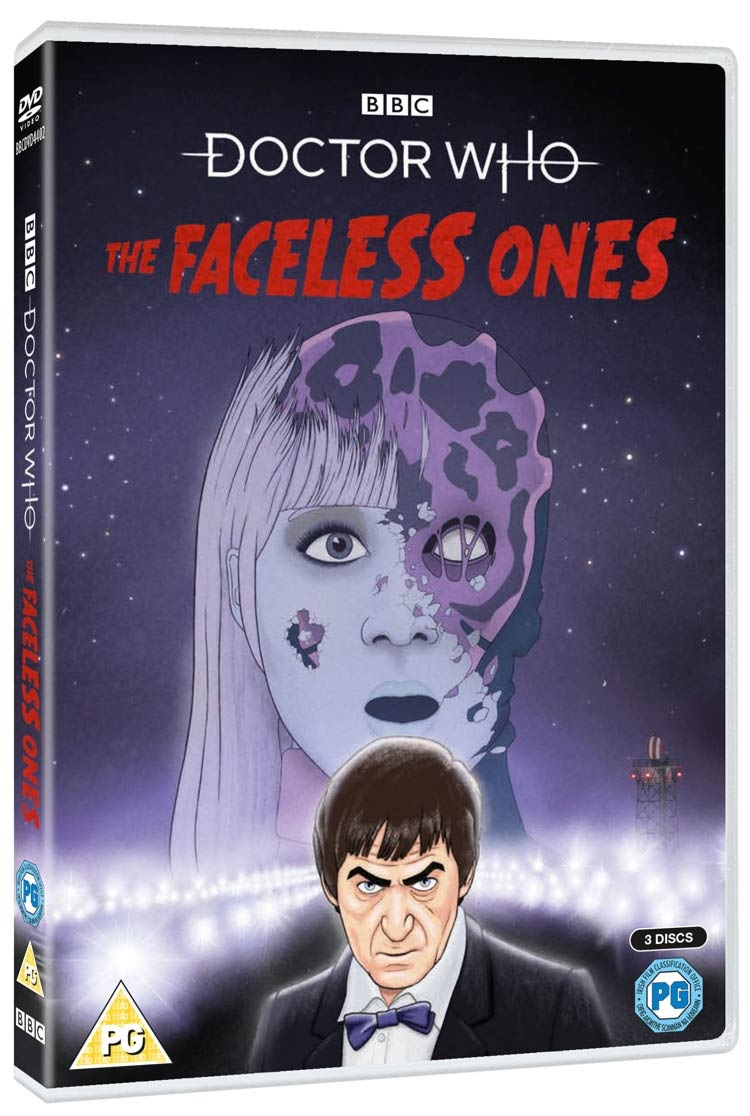 The Faceless Ones Animation to Screen on BBC America in October