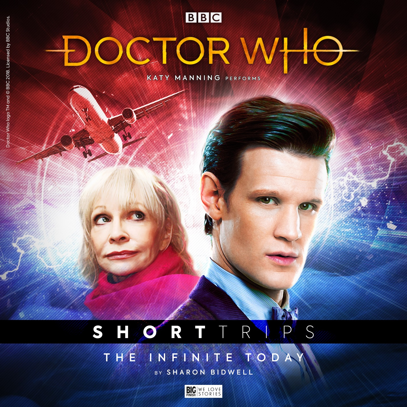 Out Now: Big Finish's Short Trips – The Infinite Today