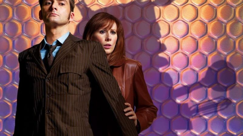 David Tennant and Catherine Tate Team Up in New Lauren Sketch for The Big Night In