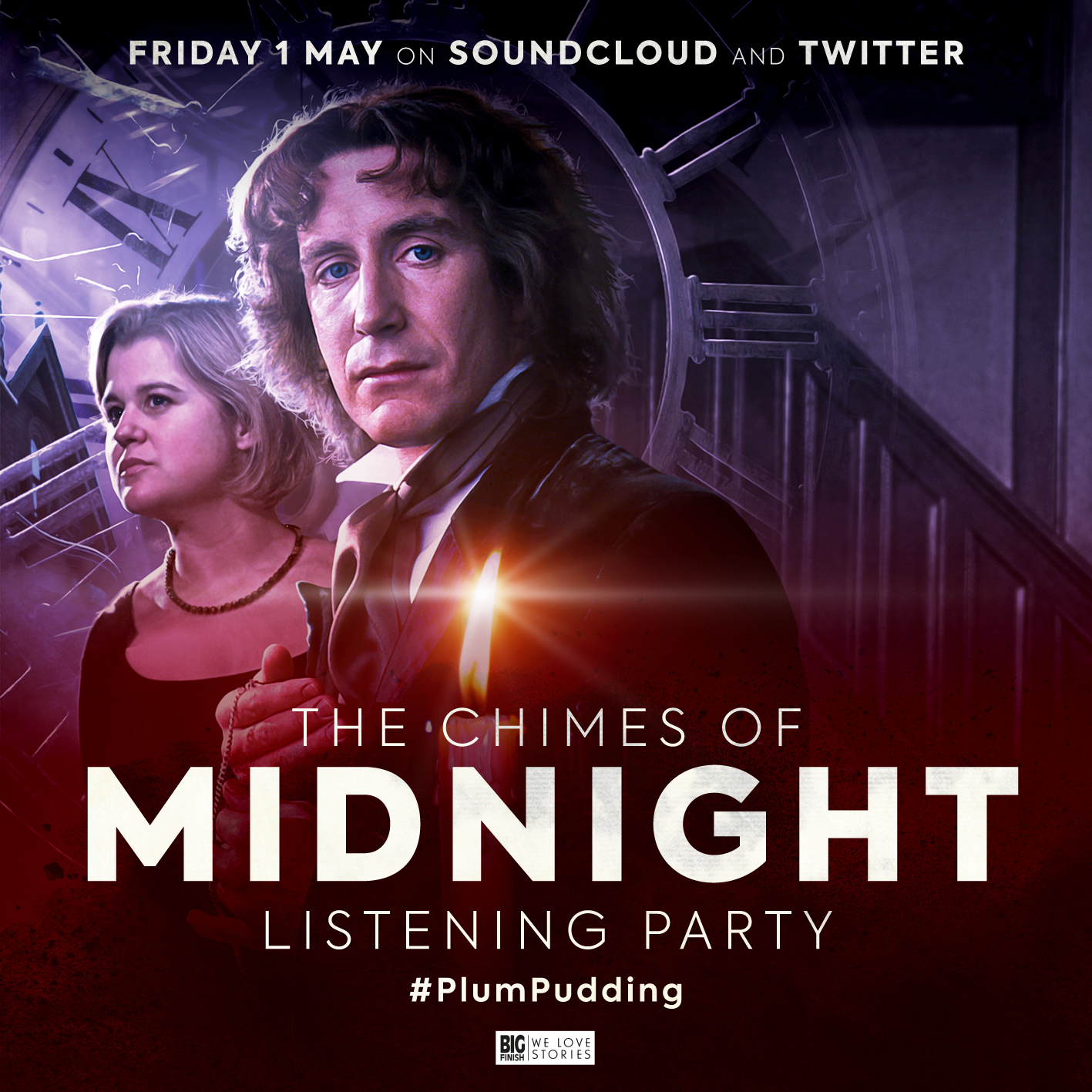 First Ever Big Finish Listening Party Announced: Stream The Chimes of Midnight for Free