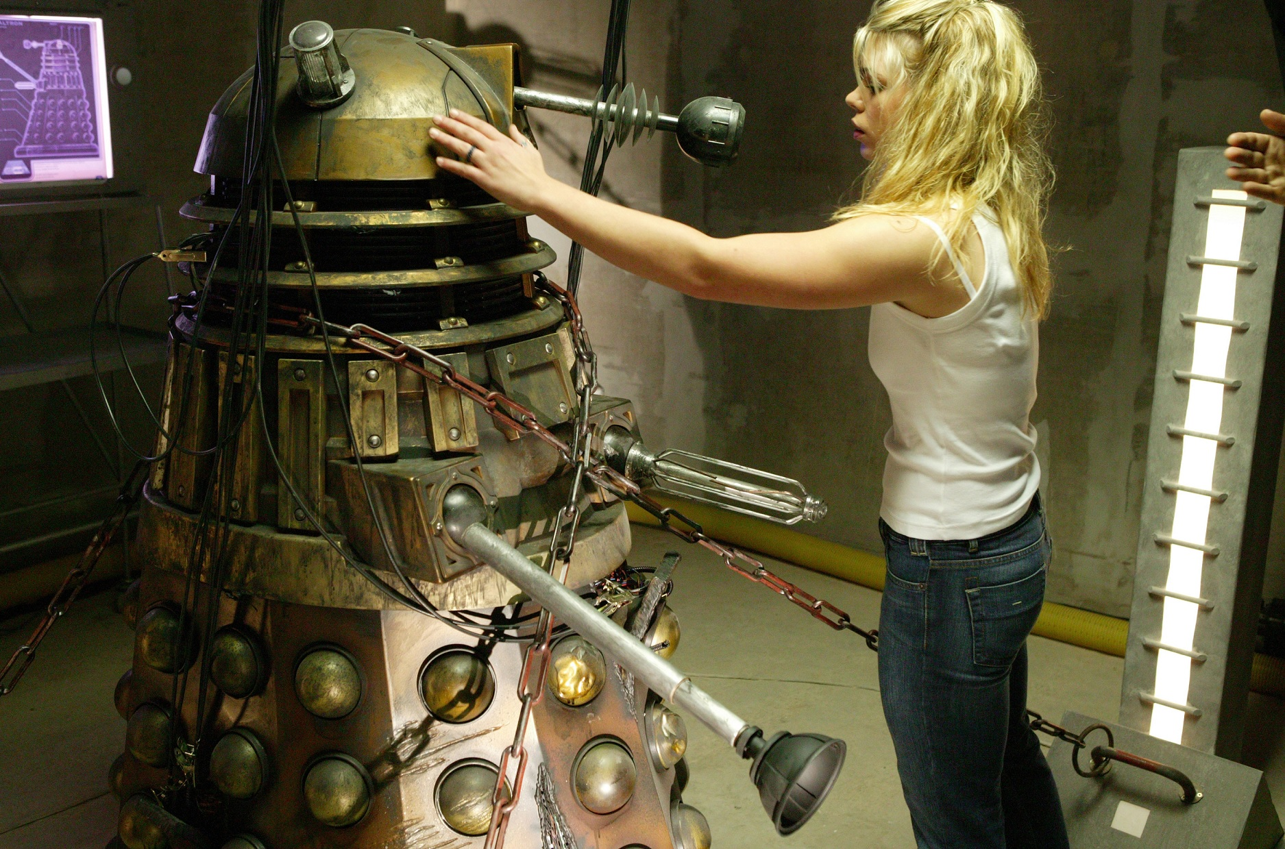 Join in on the Dalek Rewatch with Rob Shearman Tomorrow