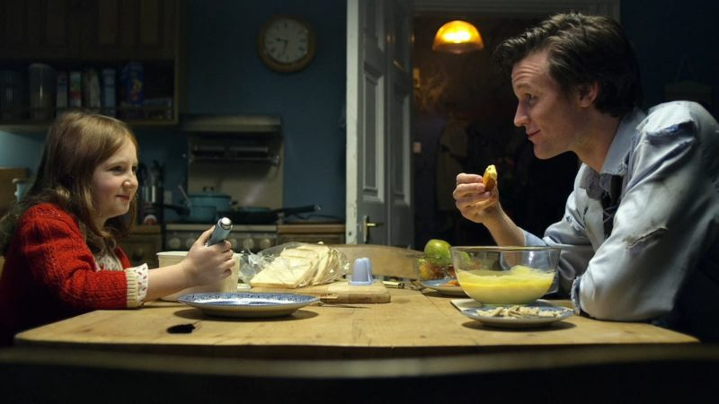 Watch The Raggedy Doctor, A New Eleventh Hour Prequel Written by Steven Moffat