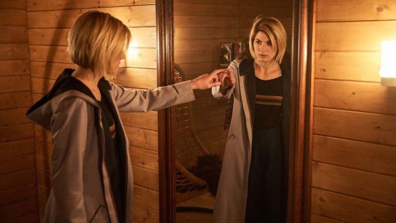 Ed Hime to Script Doctor Who Series 13 Episode
