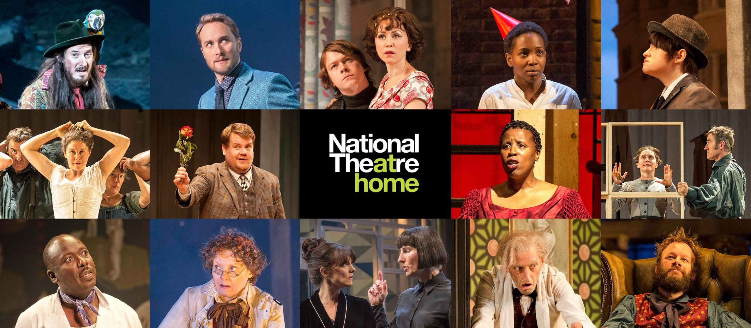 Enjoy National Theatre Live Productions Free on YouTube Every Week!