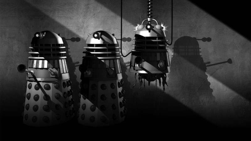 Dear BBC, Take My Money: Mulling over Doctor Who Animations on Blu-ray