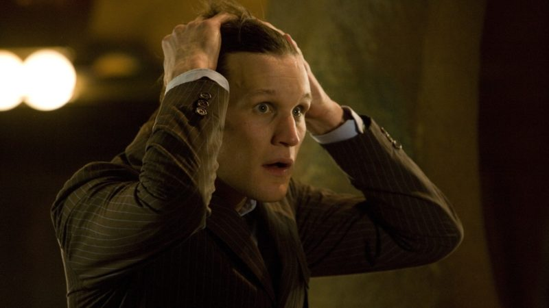How the Doctor Lost His Jacket – A Prequel to The Eleventh Hour