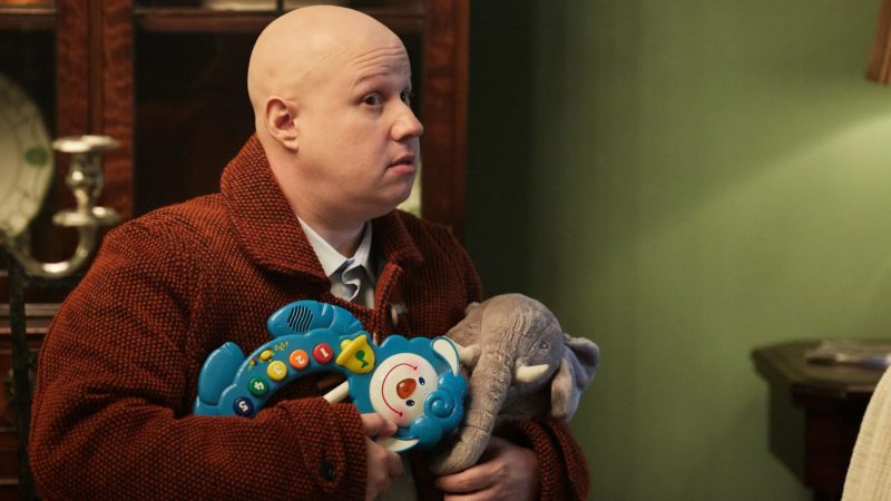 Matt Lucas Gets First Top 40 Single With Song to Benefit the NHS