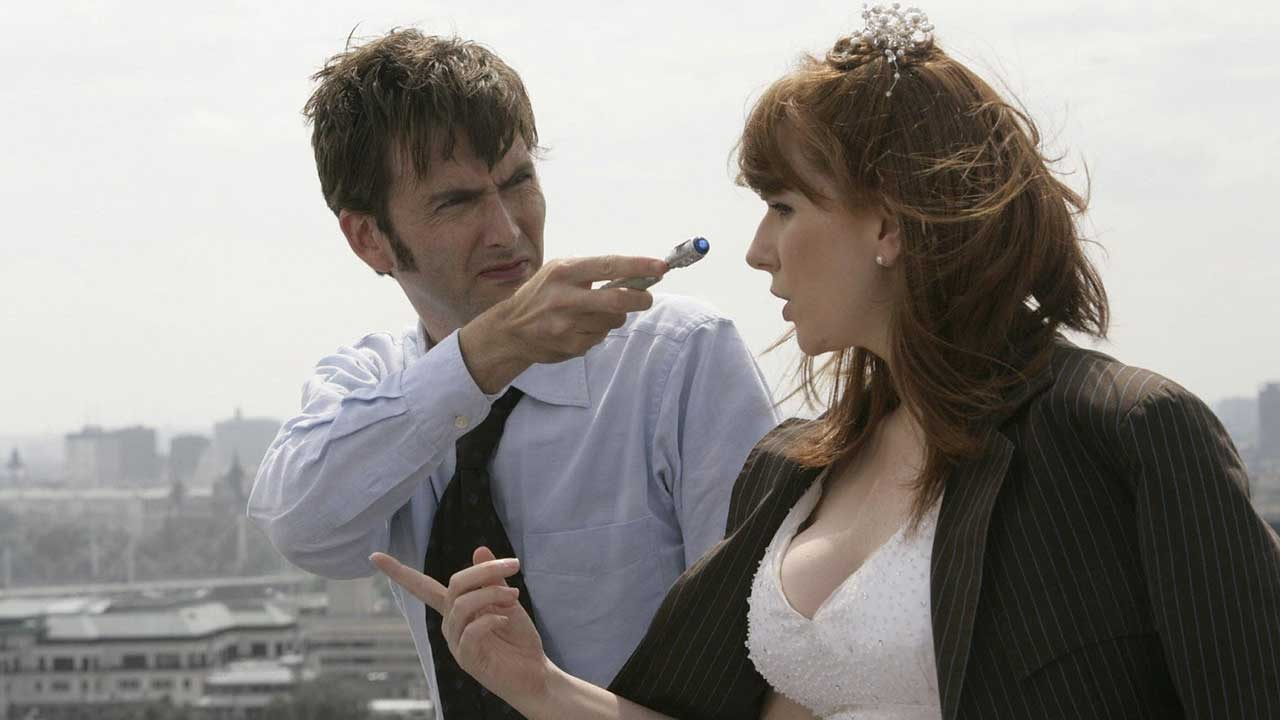 Catherine Tate and Russell T Davies Join Tomorrow's Rewatch of The Runaway Bride