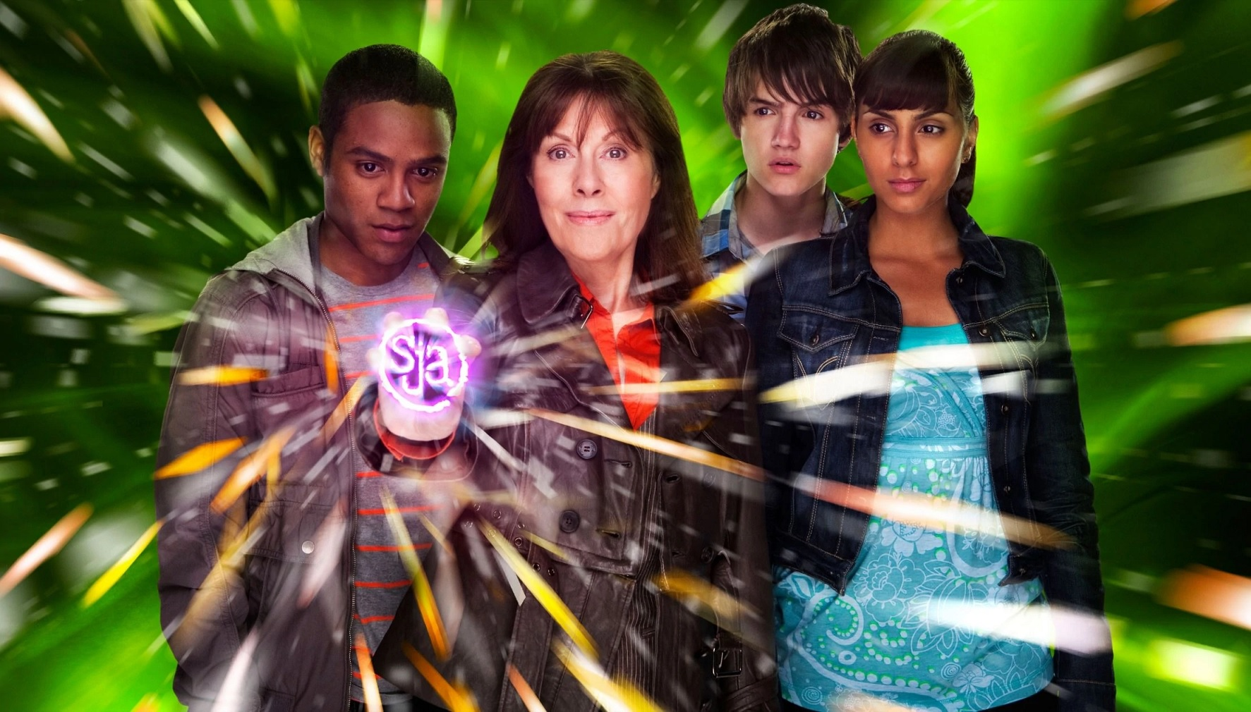 The Sarah Jane Adventures is Coming to BritBox in August