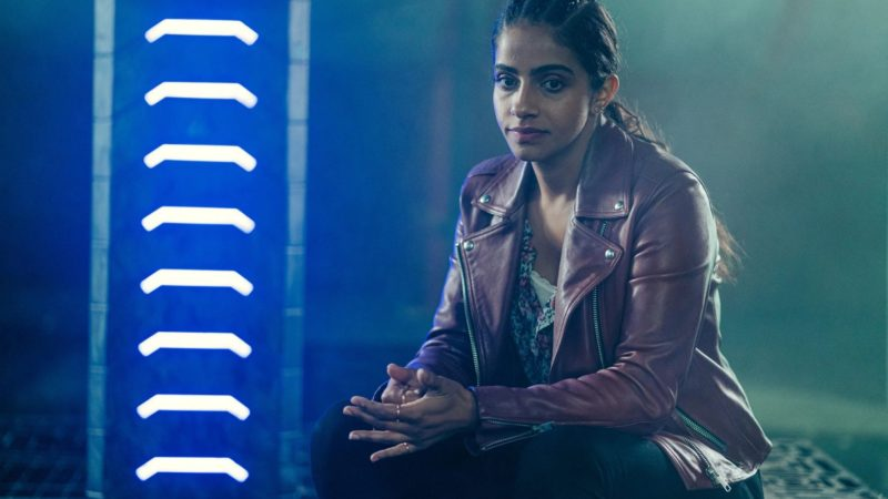 """Mandip Gill: It's """"Pure Luck"""" the Doctor Who Festive Special Has Already Been Filmed"""