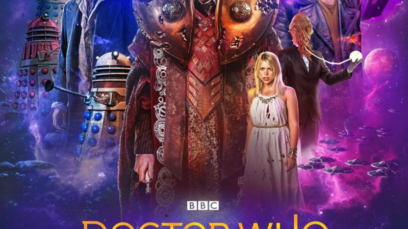 Two Time Lord Victorious Novels Announced for October and December 2020