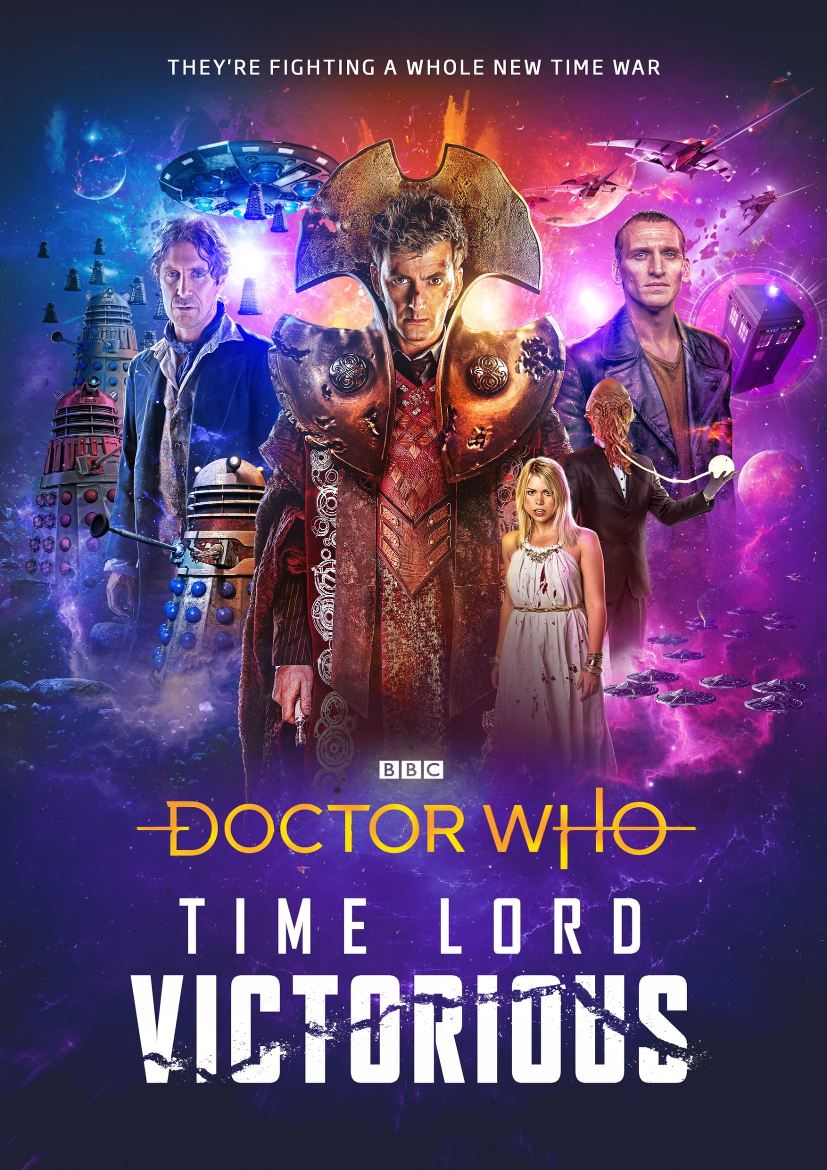 A Handy Timeline for the Doctor Who Multi-Platform Event, Time Lord Victorious