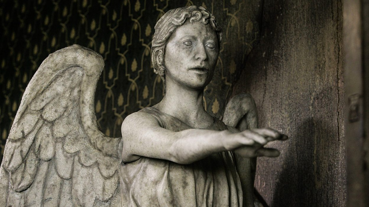 A Brief History of The Weeping Angels
