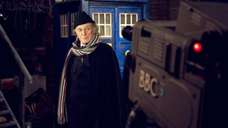 David Bradley Returns as the First Doctor for Immersive Theatre's Doctor Who – Time Fracture