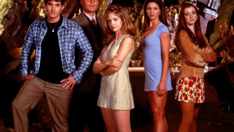 Free to Stream: Buffy the Vampire Slayer Pointedly Comes to All4!