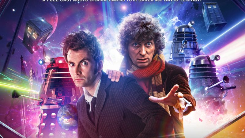 Reviewed: The Tenth and Fourth Doctors Meet in Big Finish's Out of Time 1