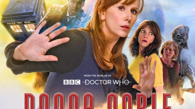 Reviewed: Big Finish's Donna Noble – Kidnapped!