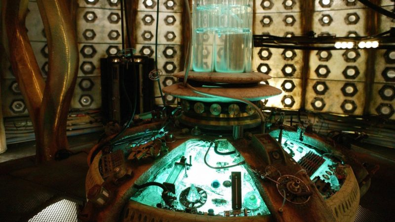 Launching Tonight: The Unsung Heroes of Doctor Who Series from Fantom Events