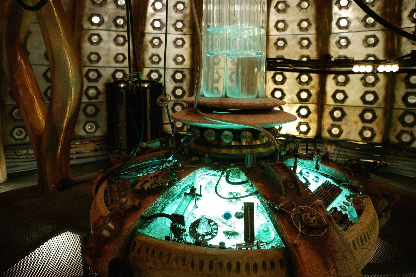 Host Your Zoom Video Calls from Inside the TARDIS!