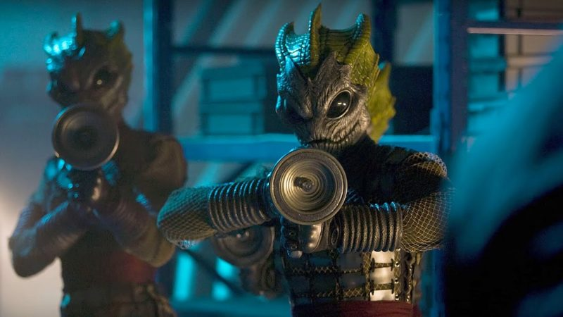 A Brief History of the Silurians