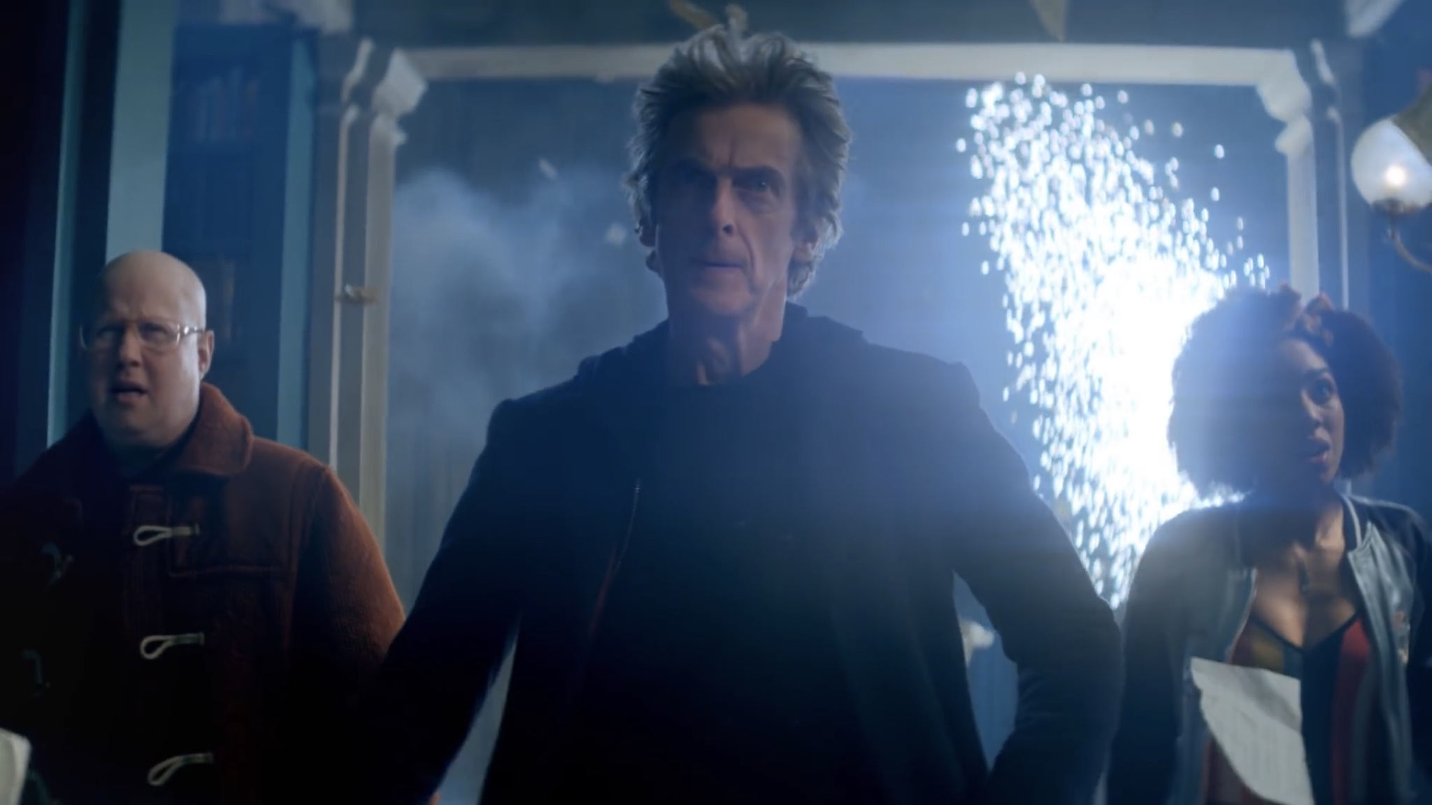 Doctor Who Scripts by Steven Moffat Available on BBC Writers' Room