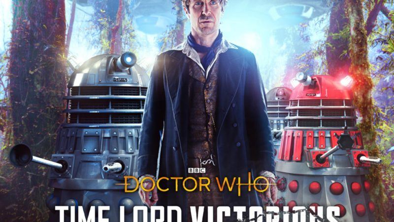 Reviewed: Big Finish's Time Lord Victorious – The Enemy of My Enemy