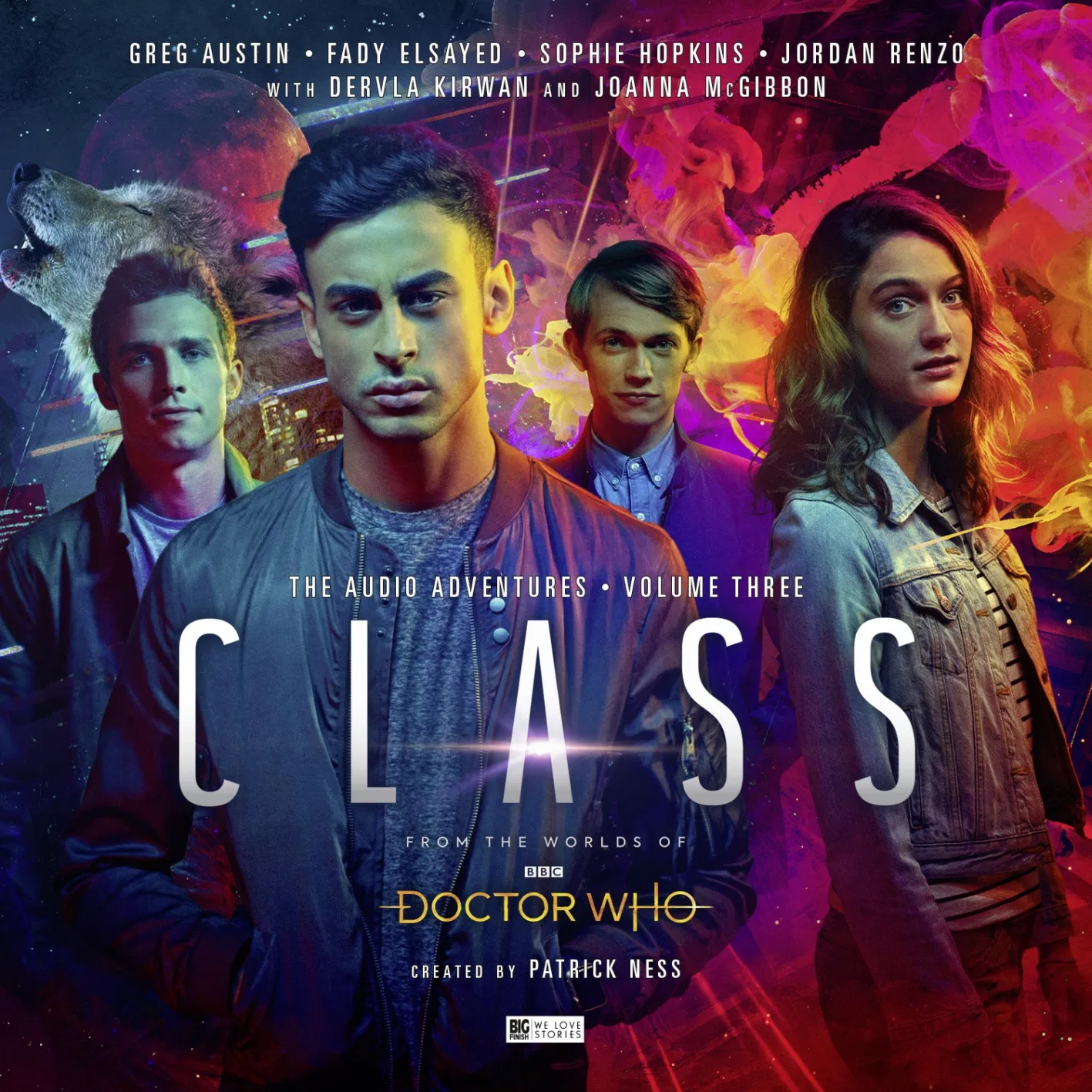 Reviewed: Big Finish's Class – The Audio Adventures Volumes 3 & 4