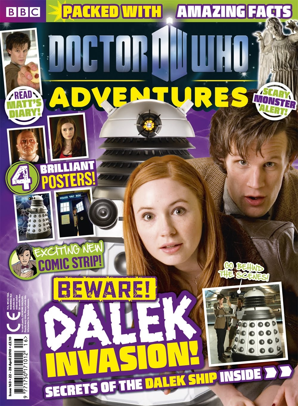 Remembering Doctor Who Adventures: 10 Years Since the Circulation Figures Taken by the Cracks in Time