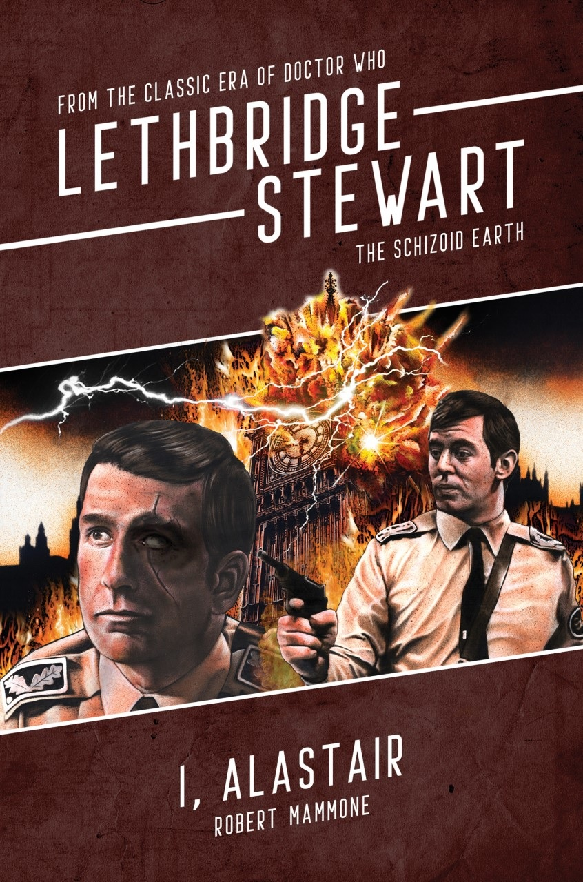 Available Now: Candy Jar's Lethbridge-Stewart, The Schizoid Earth – I, Alastair