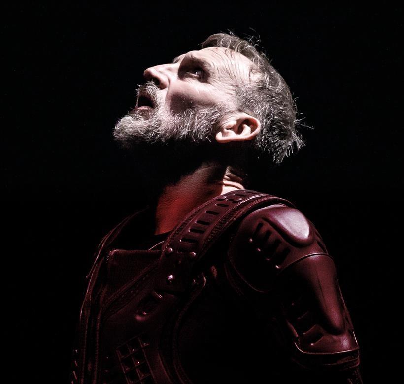 Watch Christopher Eccleston's Macbeth on BBC4 Tonight!
