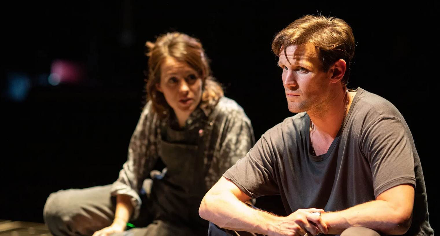 Matt Smith and Claire Foy to Perform Lungs Live Stream to Save London Old Vic