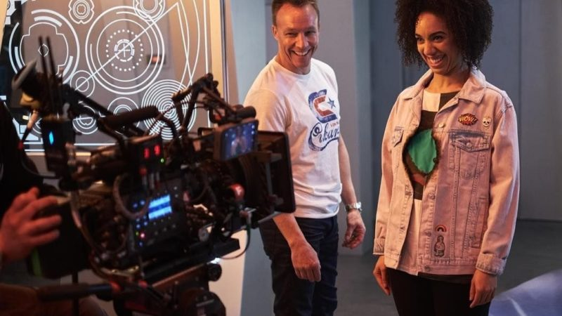 Stunt Coordinator Crispin Layfield Talks Doctor Who Secrets, Cybermen, and Daring Doctors