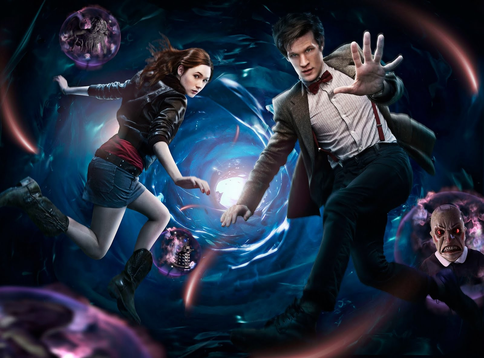 Doctor Who Series 5: In Hindsight – Part One