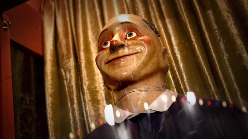Assumed Identities: Behind the Masks in Doctor Who