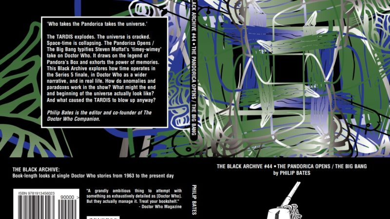 Want to Write About Doctor Who? Obverse Books Opens Black Archive Pitch Submissions, 2020-21