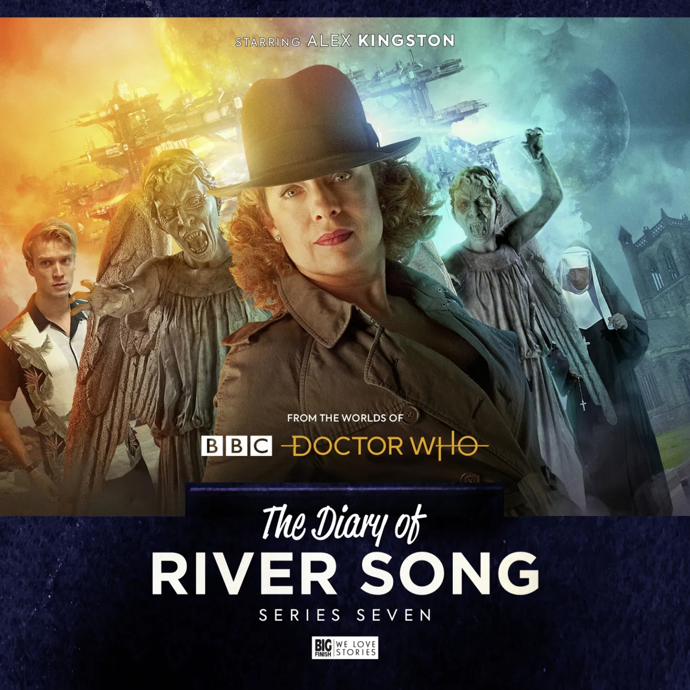 Reviewed: Big Finish's The Diary of River Song Series 7
