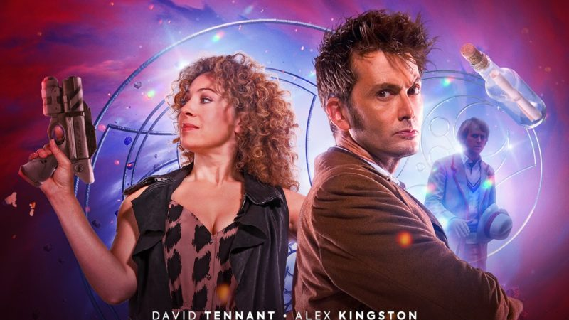 Out Now: Big Finish's Tenth Doctor and River Song