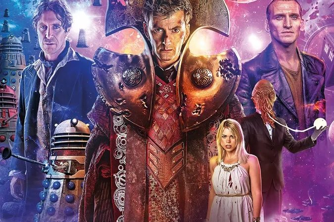 Watch Time Lord Victorious Panel at Comic Con @ Home This Weekend