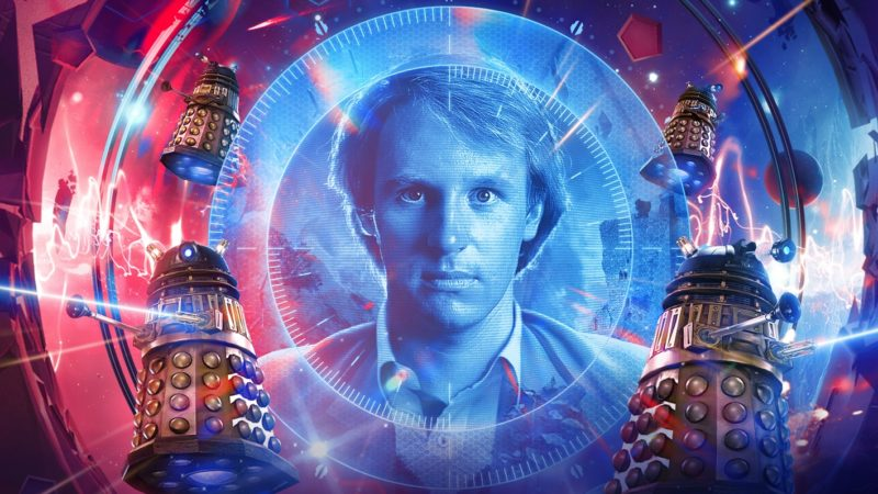 The Fifth Doctor is Lost in the Time War in Big Finish's Upcoming Epic, Shadow of the Daleks