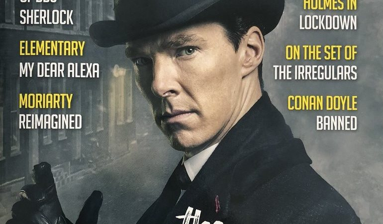 Out Now: Sherlock Holmes Magazine #1