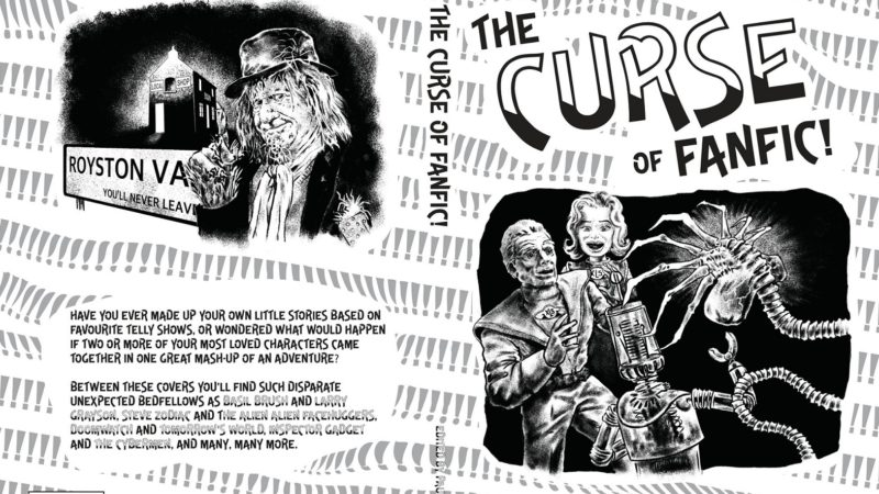 Available to Order Now: Obverse Books' Charity Anthology, The Curse of Fanfic