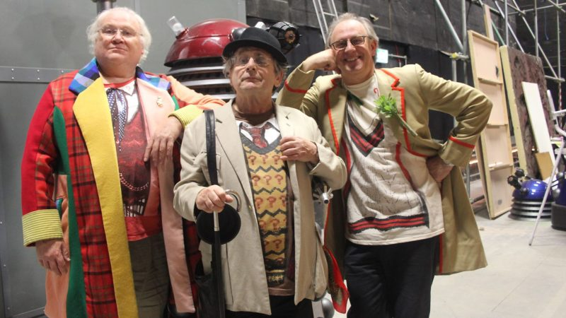 What Does Colin Baker Think Should Happen for Doctor Who's 60th Anniversary?
