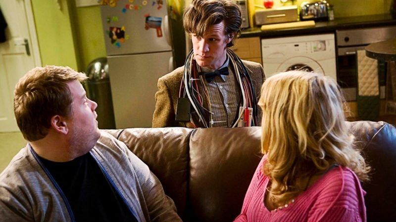Why I Love: Doctor Who Series 5's The Lodger
