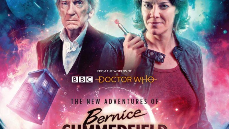 """Professor Bernice Summerfield is Back – With David Warner's """"Unbound"""" Doctor!"""