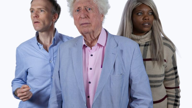 New Companion, Naomi Cross to Join Tom Baker's Fourth Doctor for Big Finish