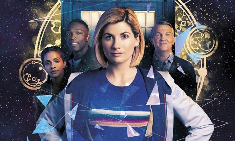 This Year's Doctor Who Annual Will Tie Into the Time Lord Victorious Event